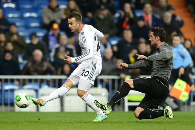 Copa del Rey: Jese strike vs Espanyol sees Real Madrid into semis