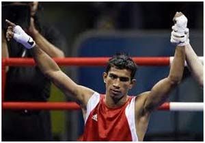 Top boxers in race to represent India in WSB