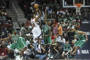Atlanta Hawks beat Boston Celtics 97-92