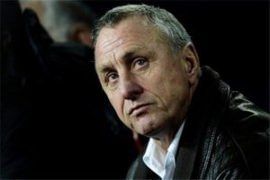 Cruyff and Davids play down racism row at Ajax