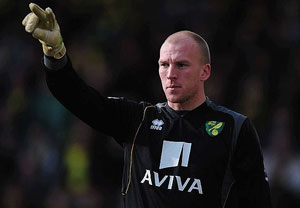 England goalkeeper John Ruddy ruled out of Euros