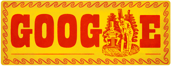 Cricketer John Wisden's 187th birthday celebrated with Google doodle