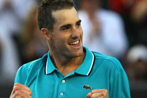 Isner reaches Delray Beach quarterfinals