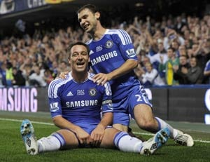 John Terry to remain Chelsea captain