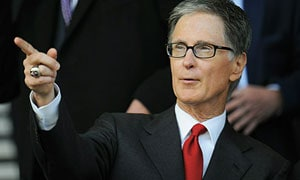 John Henry: Liverpool struggling from previous owners