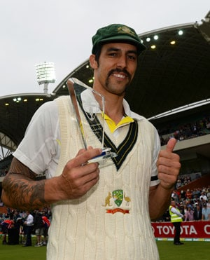 The Ashes: We're not scared of Mitchell Johnson, says England coach Andy Flower