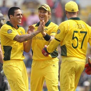 Mitchell Johnson is a huge weapon, provides X-factor to bowling, says Shane Watson