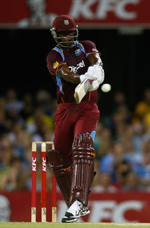 One-off T20: Johnson Charles leads West Indies to win over Australia