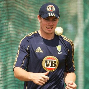 Australia spin prospect Jon Holland out for Test season