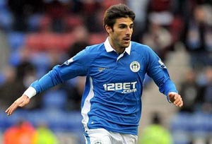 Jordi Gomez signs new Wigan deal