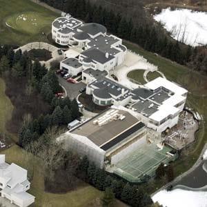 Michael Jordan's 9 bedroom house up for sale