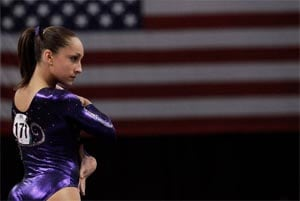 US, Russian women set for gymnastics showdown