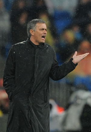 Mourinho fumes over card conspiracy
