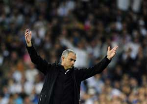 Mourinho pledges future to Real Madrid after semis loss