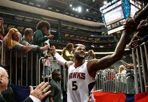 Atlanta Hawks edge Detroit Pistons in 2 overtimes