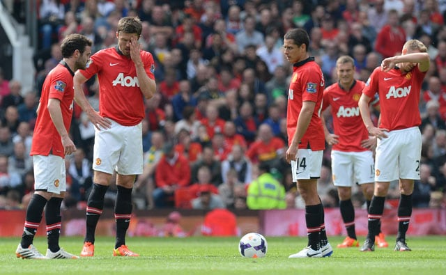 Manchester United F.C. Out of Europe After Last-Day Draw