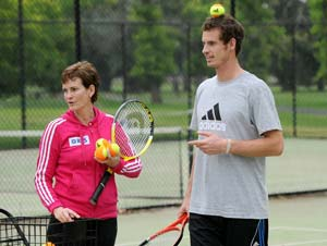 Murray's mum to captain British Fed Cup team