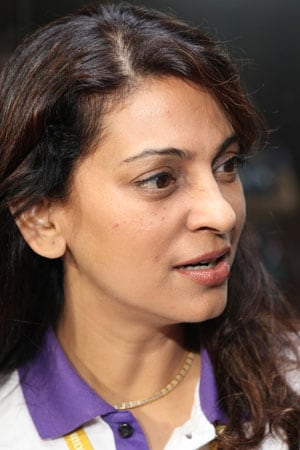 IPL 6: Sreesanth's career is over, feels KKR co-owner Juhi Chawla