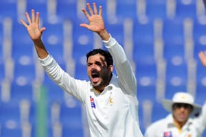 1st Test: Junaid Khan's fifer gives Pakistan the advantage over Sri Lanka on Day 1