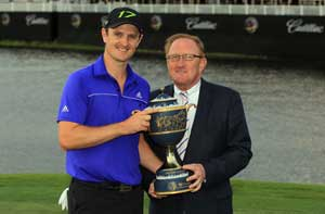 Tiger Woods withdraws, Justin Rose wins WGC at Doral