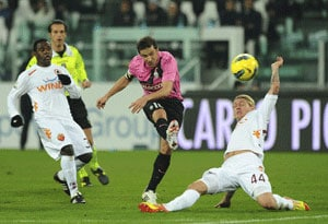 Second string Juventus outclass full strength Roma