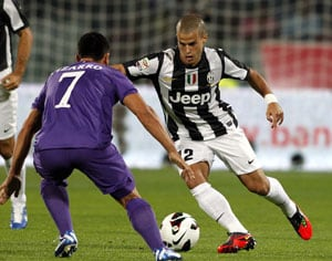 Juventus lose perfect record, held by Fiorentina in Serie A