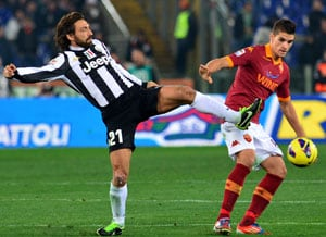 Serie A: Juventus suffer 1-0 shock loss at AS Roma