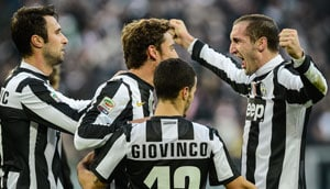 Juventus look to end 2012 on a high