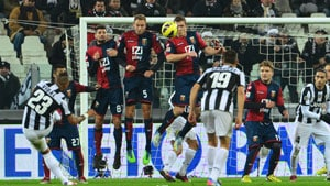 Genoa hold Juventus as Chievo stun Lazio