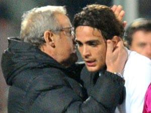10 man Juve end losing streak in Cesena