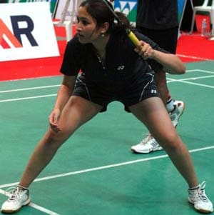 Jwala Gutta makes her parents proud