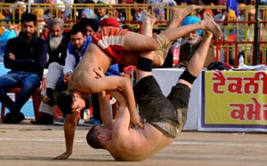 India beat Pakistan to clinch Kabaddi World Cup
