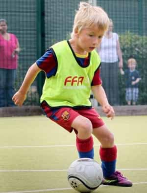 Spanish holiday turns into Barcelona dream for seven-year-old