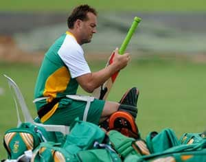 Proteas wait on key man Jacques Kallis