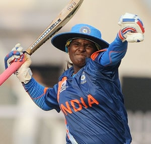 Kamini's ton sets up big win for India in WC opener