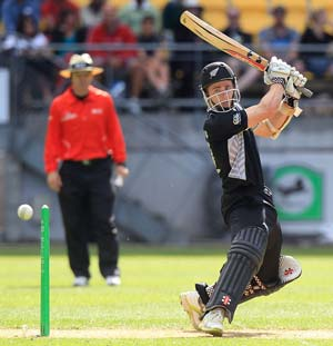 Kane Williamson, Kyle Mills dropped for T20 series vs Windies
