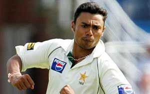 Danish Kaneria banned for life by the Pakistan Cricket Board