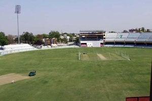 India vs West Indies: Shoddy arrangements at Green Park irks media personnel