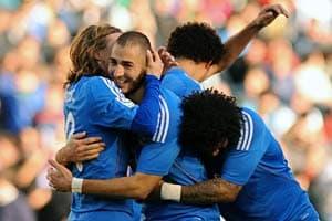 Carlo Ancelotti hails Real Madrid professionalism