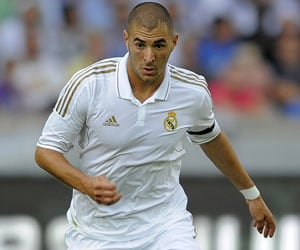 Benzema out of action for three weeks