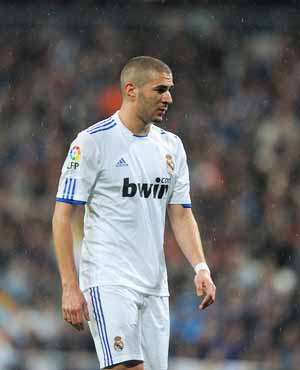 Benzema still needs to improve - Mourinho