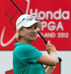 Aussie Webb to defend title at LPGA Founders Cup