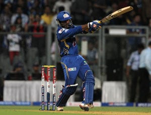IPL 6: Mumbai Indians register massive 44-run victory over Delhi Daredevils