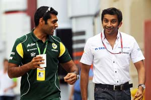 Indian GP will be a spectacle for fans: Karthikeyan, Chandhok
