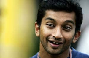 Narain Karthikeyan seventh fastest in test session