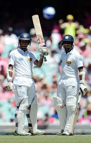Young stars a bright spot for outplayed Sri Lanka