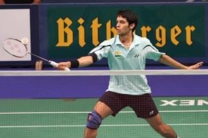 Kashyap off to winning start at World Championships