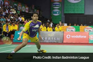 Parupalli Kashyap rises to world No.13 in badminton ranking