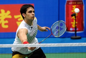Parupalli Kashyap, PV Sindhu sail into quarters of badminton nationals