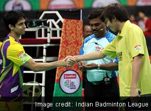 Indian Badminton League: Banga Beats win but Hyderabad Hotshots top standings